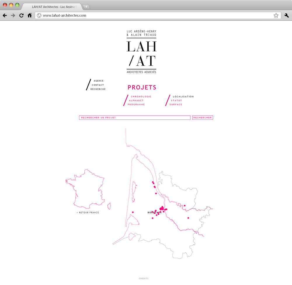LAHAT Architectes - Luc Arsène-Henry & Alain Triaud architectes associés